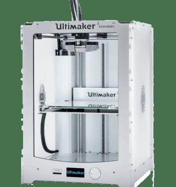 stampante 3d ultimaker 2 extended