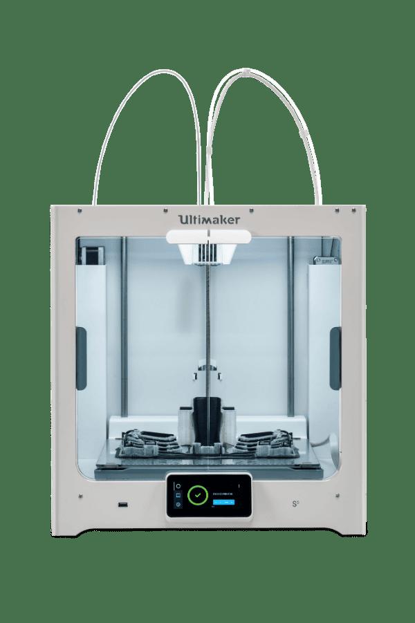 Combina il sistema di doppia estrusione, la connettività avanzata e il sistema di open filament per rendere la stampa 3D adatta ad ancor più applicazioni: dalla prototipazione rapida alla creazione di oggetti customizzati fino alla produzione di parti finite